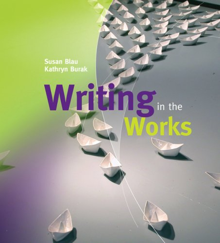 Writing in the Works  2nd 2010 9780547151519 Front Cover