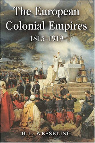 European Colonial Empires, 1815-1919   2004 edition cover