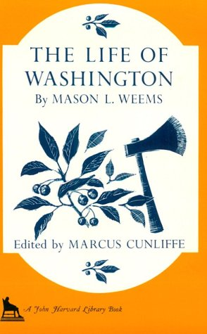 Life of Washington   1962 edition cover
