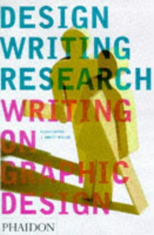 Design Writing Research   1999 (Revised) 9780714838519 Front Cover
