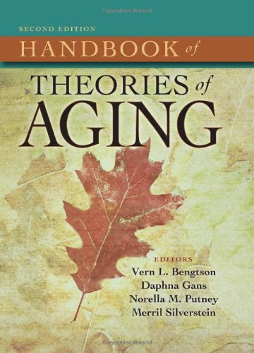 Handbook of Theories of Aging  2nd 2009 edition cover