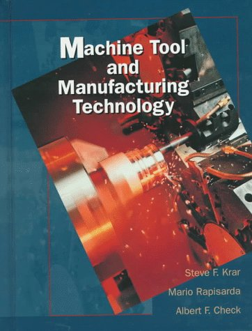 Machine Tool and Manufacturing Technology   1998 edition cover