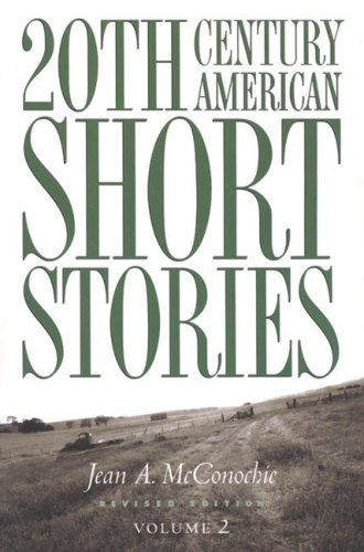 20th Century American Short Stories  2nd 1995 (Revised) edition cover