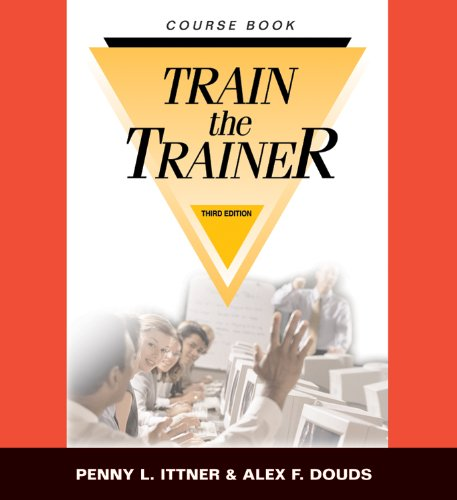 Train-The-Trainer 3rd 2003 (Revised) edition cover