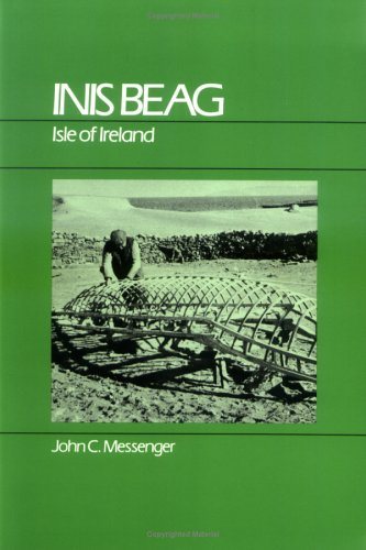 Inis Beag : Isle of Ireland 1st (Reprint) edition cover