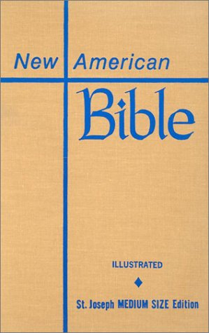 St. Joseph Student Bible N/A 9780899429519 Front Cover