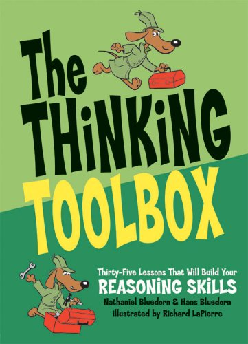 Thinking Toolbox   2005 edition cover
