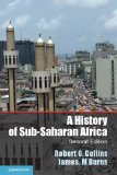 History of Sub-Saharan Africa  2nd 2013 (Revised) edition cover