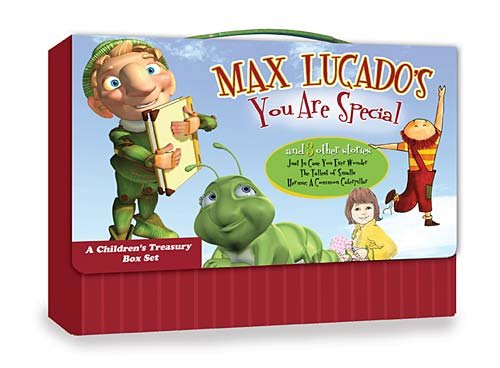 Max Lucado's You Are Special and 3 Other Stories A Children's Treasury Box Set  2011 9781400316519 Front Cover