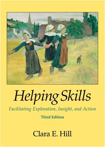 Helping Skills Facilitating Exploration, Insight, and Action 3rd 2009 edition cover