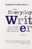 Supplemental Exercises for the Everyday Writer:   2012 edition cover