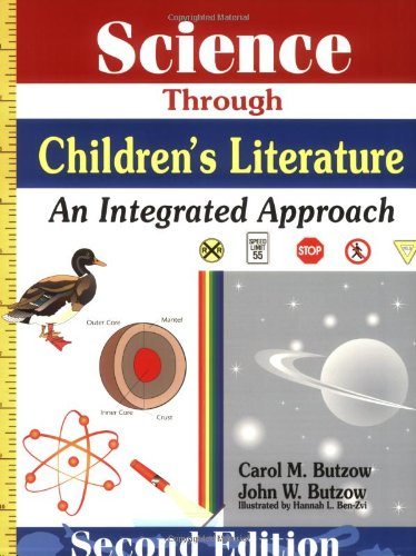 Science Through Children's Literature An Integrated Approach 2nd 2000 edition cover