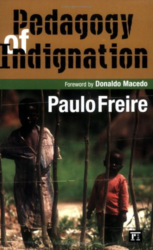 Pedagogy of Indignation   2005 edition cover
