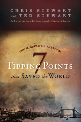 Miracle of Freedom Seven Tipping Points That Saved the World  2011 edition cover