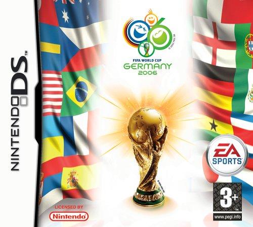 2006 FIFA World Cup (Nintendo DS) Nintendo DS artwork