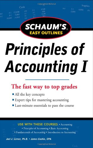 Principles of Accounting   2012 (Revised) edition cover