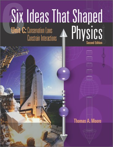 Six Ideas That Shaped Physics Conservation Laws Constrain Interactions 2nd 2003 (Revised) edition cover