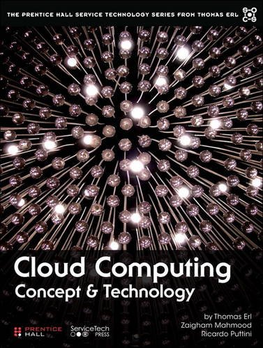Cloud Computing Concepts, Technology and Architecture  2013 edition cover