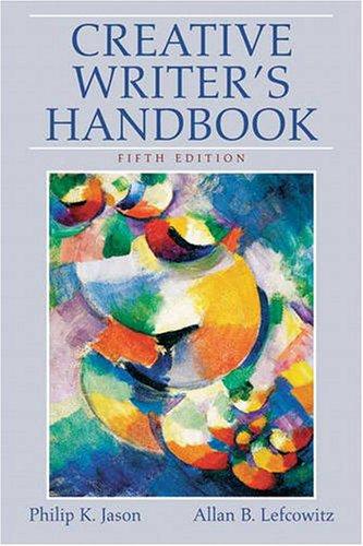 Creative Writer's Handbook  5th 2010 edition cover