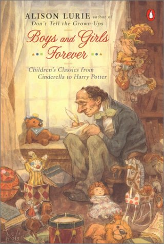 Boys and Girls Forever Children's Classics from Cinderella to Harry Potter  2003 edition cover