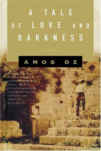 Tale of Love and Darkness   2003 edition cover