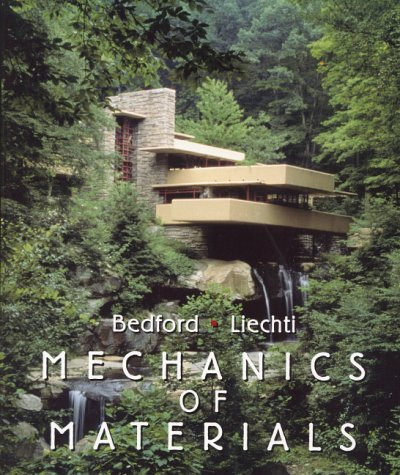 Mechanics of Materials   2001 edition cover