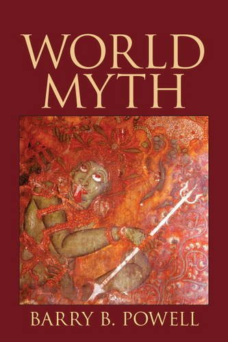 World Myth   2014 (Revised) edition cover