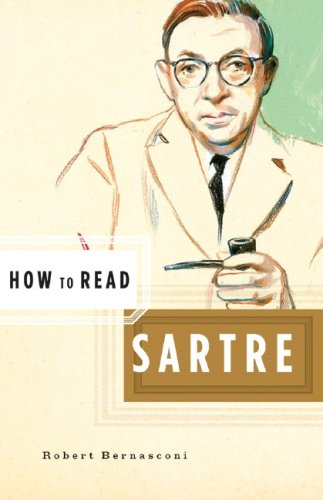 How to Read Sartre   2007 edition cover