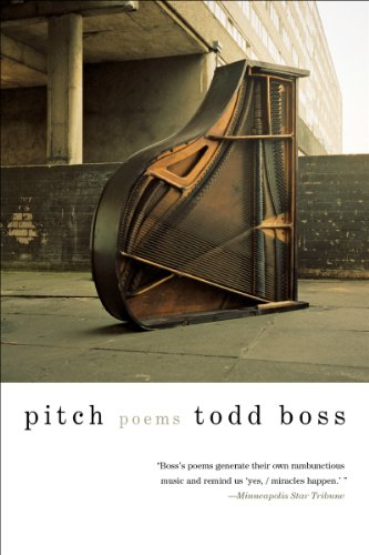 Pitch Poems  2013 edition cover
