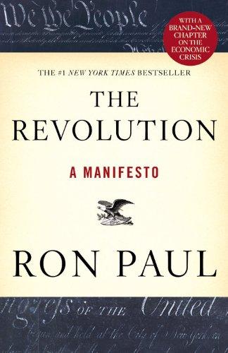 Revolution A Manifesto  2009 edition cover