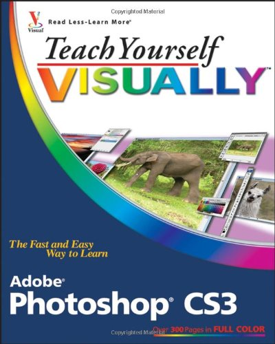 Adobe Photoshop CS3   2007 edition cover