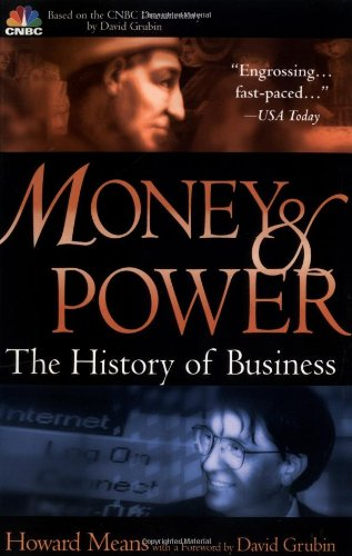 Money and Power The History of Business  2001 edition cover