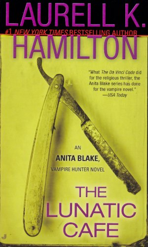 Lunatic Caf�   1996 edition cover