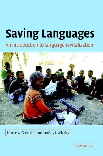 Saving Languages An Introduction to Language Revitalization  2005 edition cover