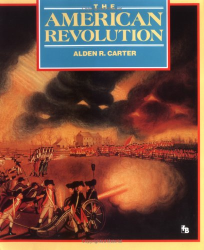 American Revolution   1999 9780531156520 Front Cover