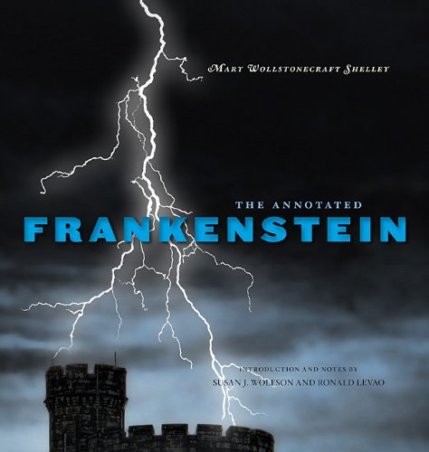 Annotated Frankenstein   2012 (Annotated) edition cover