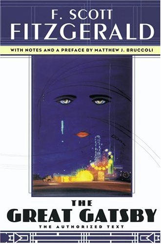 Great Gatsby   1992 (Reprint) edition cover