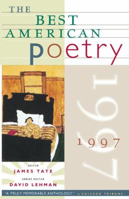Best American Poetry 1997   1997 9780684814520 Front Cover