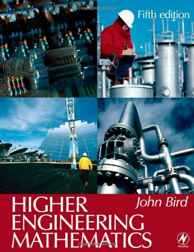 Higher Engineering Mathematics  5th 2006 9780750681520 Front Cover
