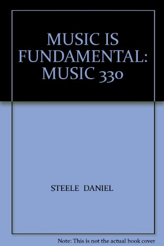 Music Is Fundamental Music 330 Revised 9780757525520 Front Cover