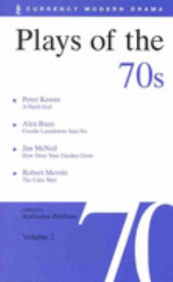 Plays of the 70s  N/A 9780868195520 Front Cover