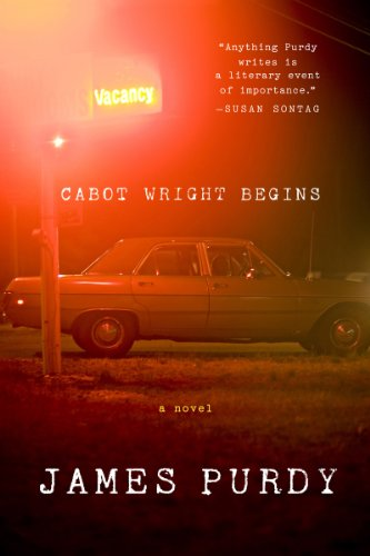 Cabot Wright Begins   2013 9780871403520 Front Cover