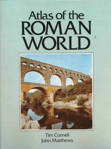 Atlas of the Roman World   1982 edition cover