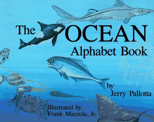 Ocean Alphabet Book   1999 9780881064520 Front Cover