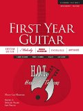 HANDS-ON TRAINING:FIRST-YEAR GUITAR     N/A edition cover