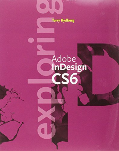 Exploring Adobe Indesign Creative Cloud Update   2014 edition cover