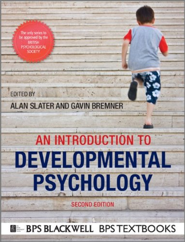 Introduction to Developmental Psychology  2nd 2010 edition cover