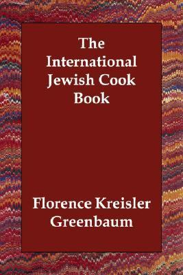 International Jewish Cook Book N/A 9781406811520 Front Cover