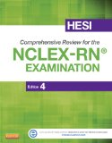 HESI Comprehensive Review for the NCLEX-RN Examination  4th 2014 edition cover