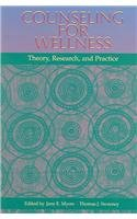 Counseling for Wellness Theory, Research, and Practice  2005 edition cover
